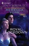 Royal Lockdown (Lights Out, #1) - Rebecca York