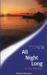 All Night Long - Anne Mather