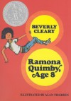 Ramona Quimby - Harcourt Brace, Beverly Cleary