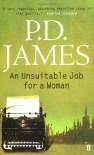 An Unsuitable Job For A Woman  - P.D. James