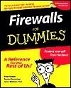 Firewalls for Dummies - Brian Komar, Joern Wettern, Ronald Beekelaar