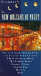 Frommer's New Orleans by Night (Frommer's By-Night New Orleans) - Michael Tisserand