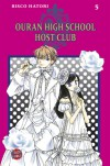 Ouran High School Host Club 05  - Bisco Hatori
