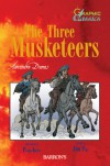 The Three Musketeers (Barron's Graphic Classics) - Alexander Dumas