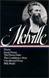 Pierre/Israel Potter/The Piazza Tales/The Confidence-Man/Tales/Billy Budd (Library of America #24) - Herman Melville, Harrison Hayford