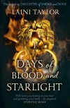 Days of Blood and Starlight (Daughter of Smoke and Bone Trilogy) by Taylor, Laini (2013) Paperback - Laini Taylor