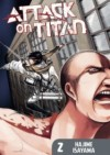 Attack on Titan #2 - Isayama Hajime