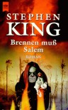 Brennen muss Salem - Peter Robert, Stephen King