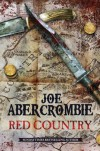 Red Country (First Law World 3) - Joe Abercrombie