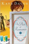 The Art of Romance (Matchmakers Series #2) - Kaye Dacus