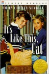 It's Like This, Cat (Turtleback School & Library Binding Edition) - Emily Cheney Neville