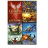 Heroes of Olympus Collection 4 Books Set Pack Rick Riordan The House of Hades - Rick Riordan