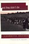 And They Didn't Die - Lauretta G. Ngcobo, Margaret Daymond