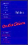 On the Citizen - Thomas Hobbes