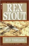 Red Threads - Rex Stout