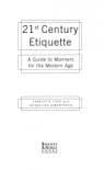21st century etiquette - Charlotte Ford;Jacqueline DeMontravel