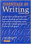 Essentials of Writing (Barron's Essentials of Writing) - Vincent Foster Hopper, Cedric Gale, Ronald C. Foote