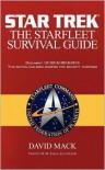The Starfleet Survival Guide (Star Trek) - David Mack, Timothy M. Earls