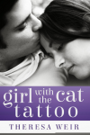 Girl with the Cat Tattoo (Cool Cats) - Theresa Weir