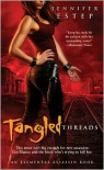 Tangled Threads (Elemental Assassin #4) - Jennifer Estep