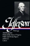 Writings (Library of America #17) - Thomas Jefferson, Merrill D. Peterson
