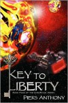 Key to Liberty (ChroMagic Series #4) - Piers Anthony