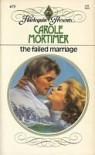 The Failed Marriage -