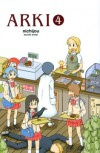 Arki, Vol. 4 (Nichijou, #4) - Keiichi Arawi, あらゐ けいいち