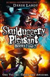Skulduggery Pleasant: Books 1 and 2 (Skulduggery Pleasant, #1-2) - Derek Landy