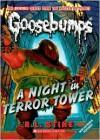 A Night in Terror Tower (Classic Goosebumps #12) - R.L. Stine