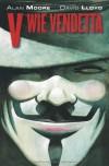 V Wie Vendetta - Alan Moore, David Lloyd, Uwe Anton