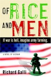 Of Rice and Men: A Novel of Vietnam - Richard Galli
