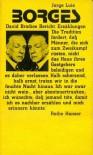 David Brodies Bericht - Jorge Luis Borges, Curt Meyer-Clason