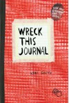 Wreck This Journal (Red) Expanded Ed. - Keri Smith