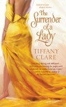 The Surrender of a Lady - Tiffany Clare