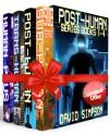 Post-Human Series Books 1-4 - David Simpson
