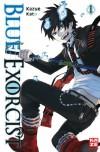 Blue Exorcist, Band 1 - Kazue Kato