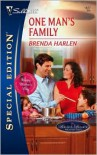 One Man's Family (Silhouette Special Edition #1827) -