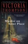 Murder on Astor Place (Gaslight Mysteries) - Victoria Thompson
