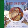 Santa's On His Way: A Changing-Picture Book - Ruth Martin, Sophy Williams