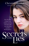 Secrets and Lies - Christine Keeler, Douglas Thompson