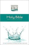 CEB Common English Thinline Bible Softcover - Anonymous