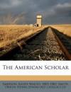 The American Scholar -