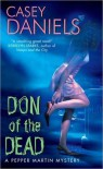 Don of the Dead (A Pepper Martin Mystery #1) - Casey Daniels