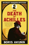 The Death Of Achilles - Boris Akunin