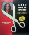 More Power Sewing: Master's Techniques for the 21st Century - Sandra Betzina Webster