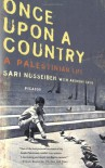 Once Upon a Country: A Palestinian Life - Sari Nusseibeh, Anthony David