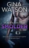 Smolder (A St. Martin Family Saga #5) - Gina Watson