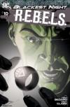 R.E.B.E.L.S.  #10 - Tony Bedard, Andy Clark