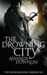 The Drowning City (The Necromancer Chronicles #1) - Amanda Downum